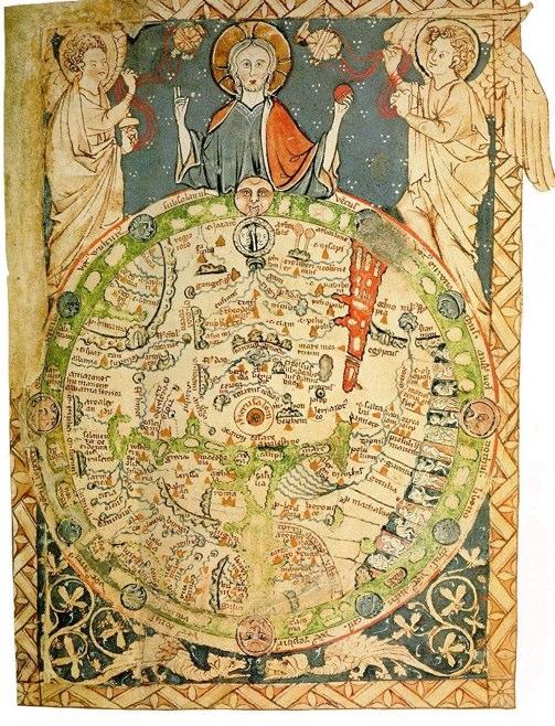 Psalter Map 3