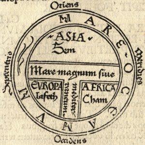 T-O Map 1472- wikimedia