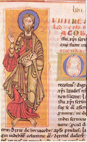 St. James - Codex Calixtinus